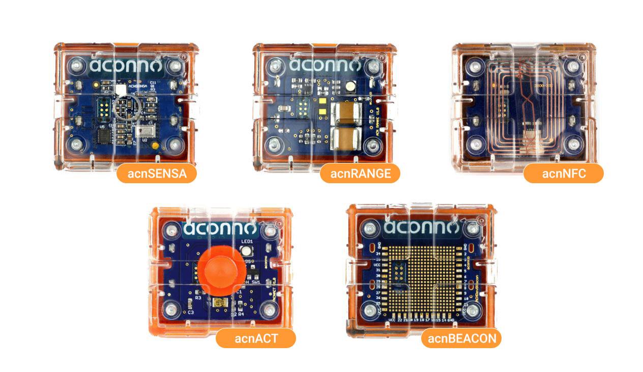 aconno IoT Development Starter Kit